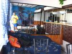 Ubytovnie- bistro Oáza - Omšenie vnútro
